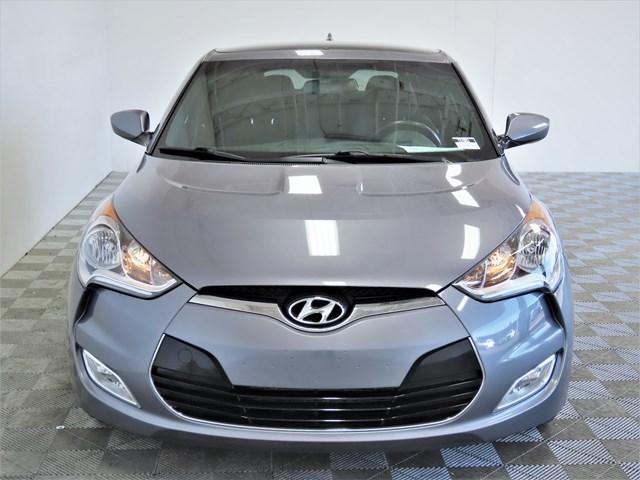 Used 2017 Hyundai Veloster Value Edition