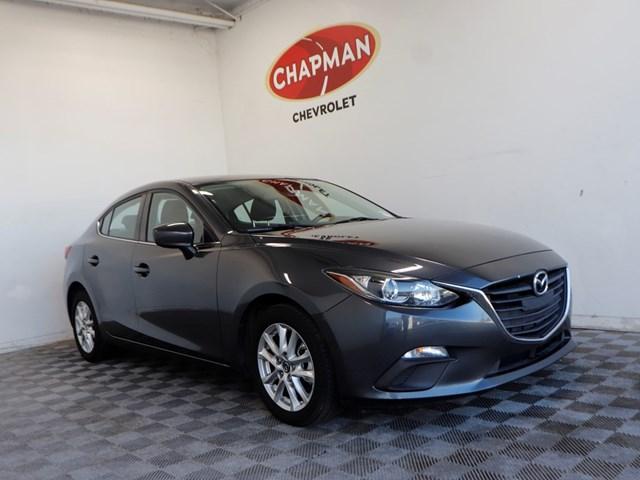 2016 Mazda3 Mazda3