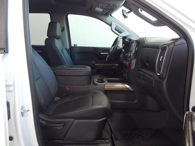 Used 2020 Chevrolet Silverado 1500 LT Trail Boss Crew Cab