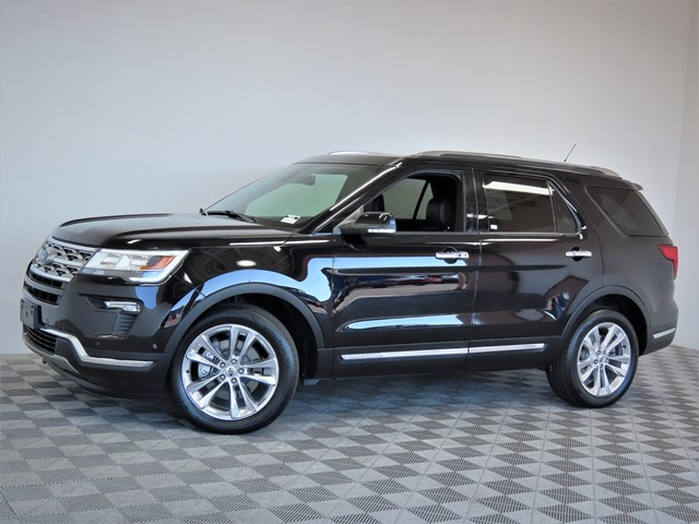 Used 2018 Ford Explorer Limited