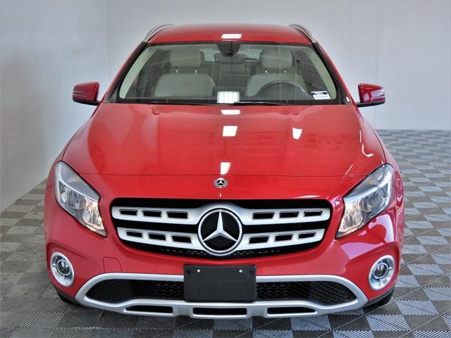 Used 2018 Mercedes-Benz GLA 250 4MATIC®