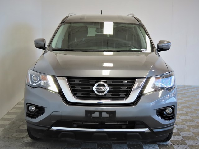 Used 2018 Nissan Pathfinder SV