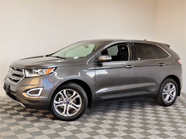 Used 2017 Ford Edge Titanium
