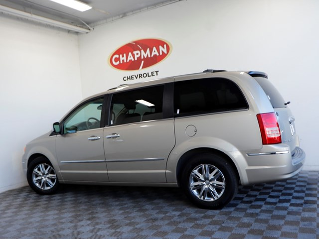 Used 2008 Chrysler Town and Country Limited