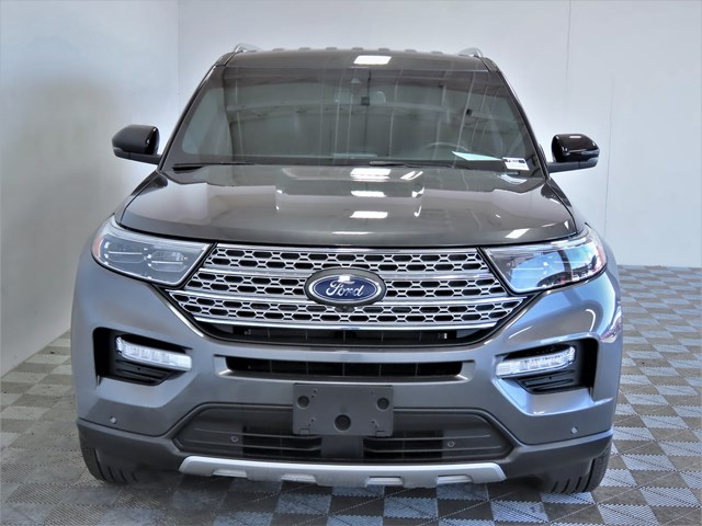 Used 2020 Ford Explorer Limited
