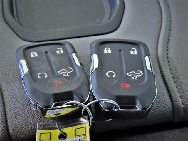 Used 2019 Chevrolet Silverado 1500 LTZ Crew Cab