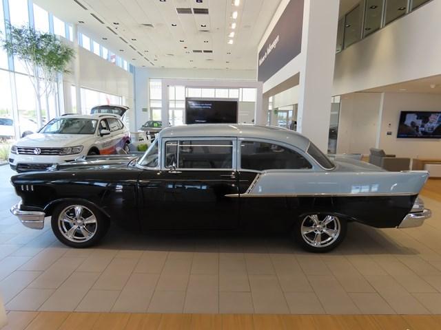 Used 1957 Chevrolet Belaire 150 Resto Mod
