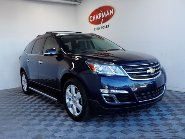 Used 2016 Chevrolet Traverse LT