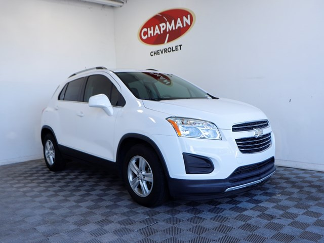 Used 2016 Chevrolet Trax LT