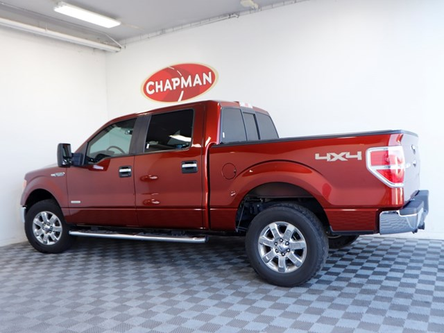 Used 2014 Ford F-150 XLT Crew Cab
