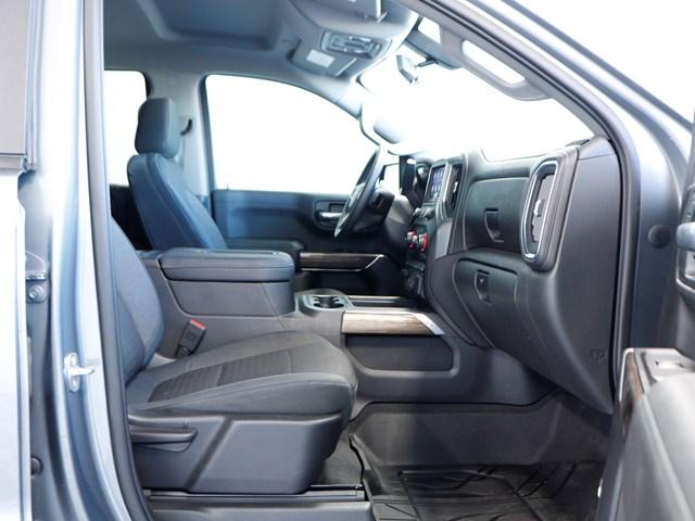 Used 2019 Chevrolet Silverado 1500 LT Trail Boss Crew Cab