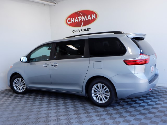Used 2015 Toyota Sienna Limited 7-Passenger