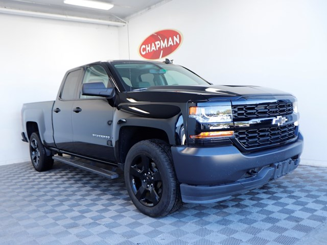 Used 2017 Chevrolet Silverado 1500 LS Extended Cab