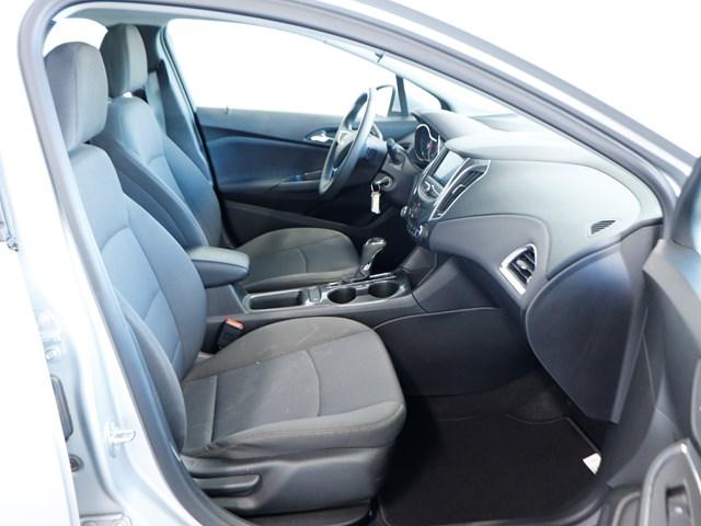 Used 2019 Chevrolet Cruze LS
