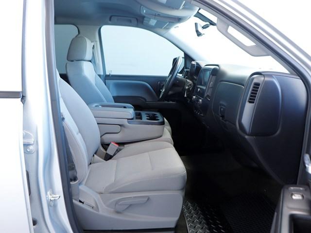 Used 2018 Chevrolet Silverado 1500 Custom Crew Cab