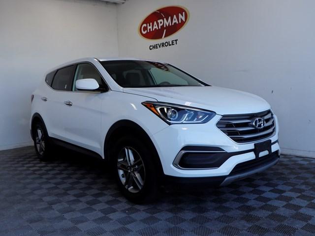 Used 2018 Hyundai Santa Fe Sport 2.4L