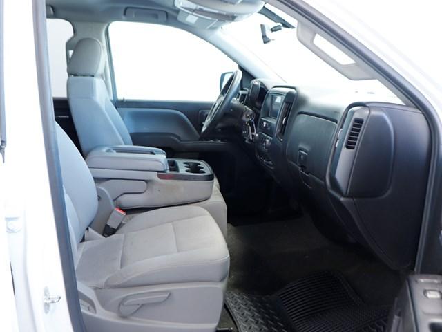 Used 2016 Chevrolet Silverado 1500 Custom Extended Cab