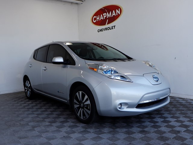 Used 2015 Nissan LEAF SV