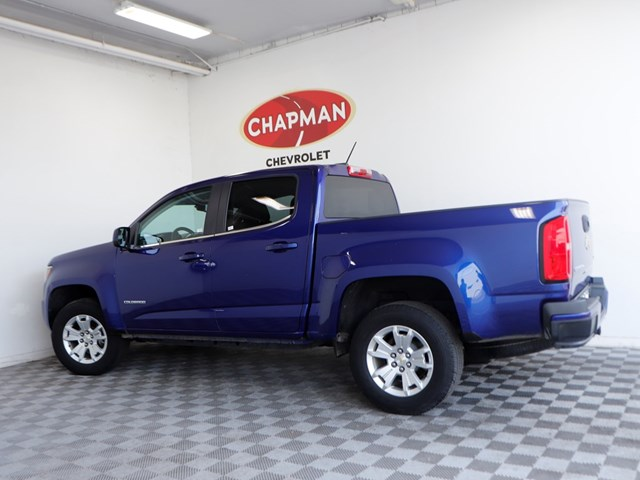 Used 2017 Chevrolet Colorado LT Crew Cab