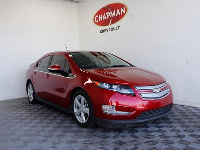 Used 2015 Chevrolet Volt Premium