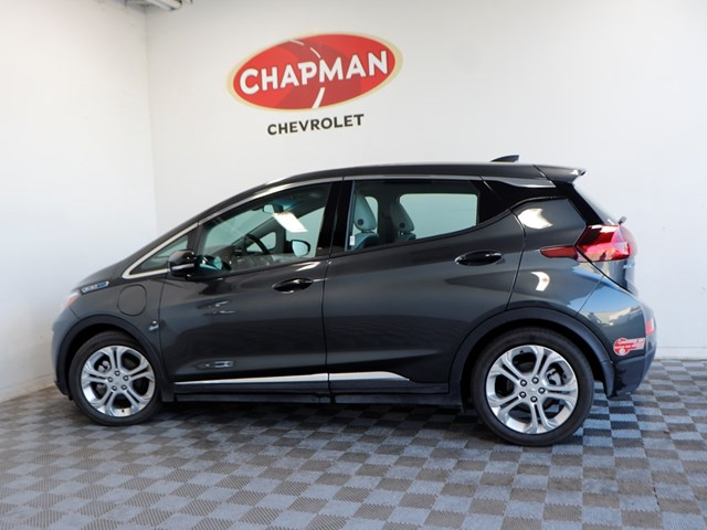 Used 2017 Chevrolet Bolt EV LT
