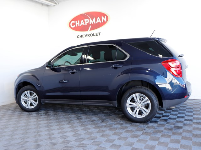 Used 2017 Chevrolet Equinox LS