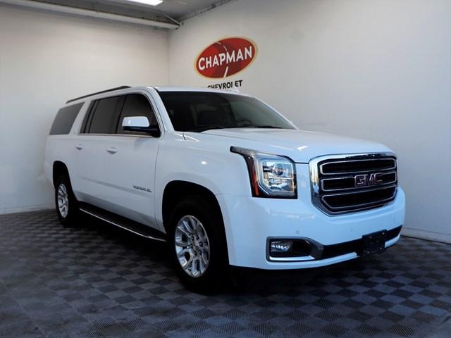 Used 2017 GMC Yukon XL SLT 1500