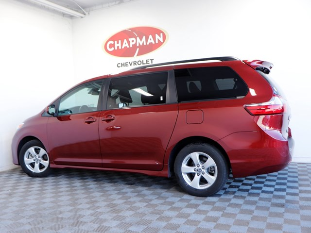 Used 2020 Toyota Sienna LE Mobility 7-Passenger