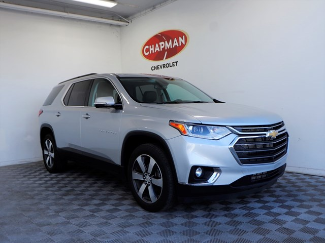 Used 2020 Chevrolet Traverse LT