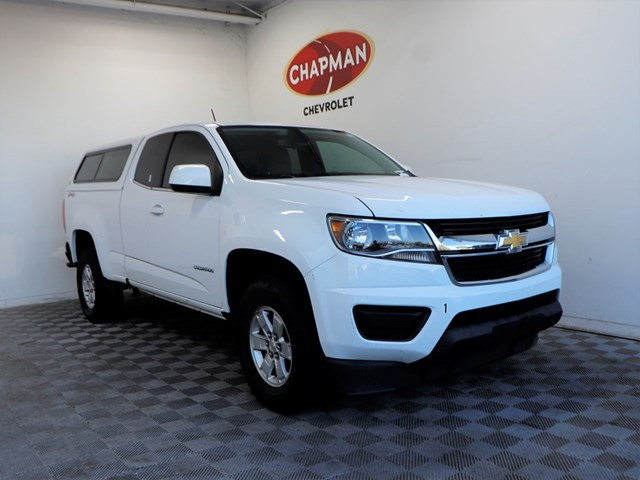 Used 2017 Chevrolet Colorado Extended Cab