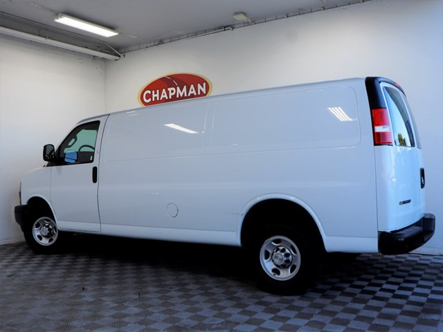 Used 2020 Chevrolet Express Cargo 2500