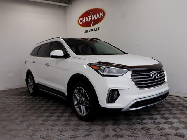 Used 2017 Hyundai Santa Fe Limited Ultimate