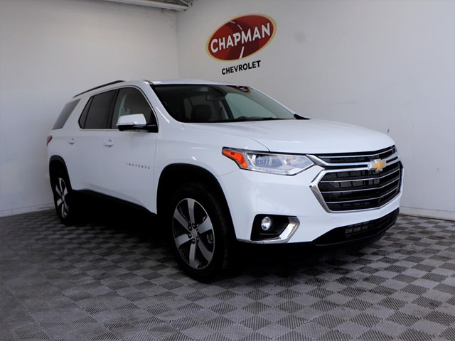 Used 2020 Chevrolet Traverse LT Leather