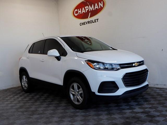 Used 2019 Chevrolet Trax LS