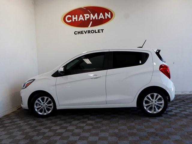 Used 2021 Chevrolet Spark 1LT CVT