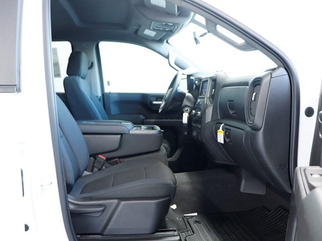 2020 Chevrolet Silverado 1500 Crew Cab Custom 4WD