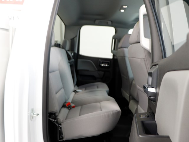 New 2019 Chevrolet Silverado 2500HD Double Cab Work Truck