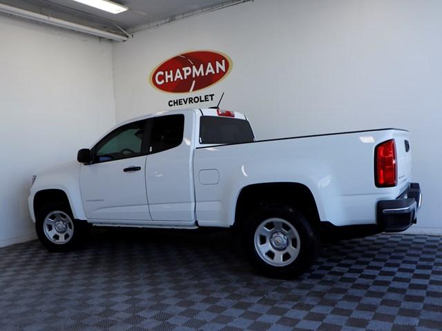 2021 Chevrolet Colorado Work Truck