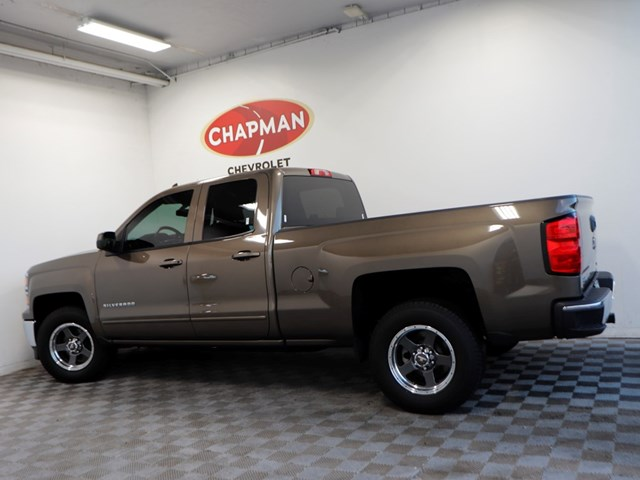 Used 2015 Chevrolet Silverado 1500 LT Extended Cab