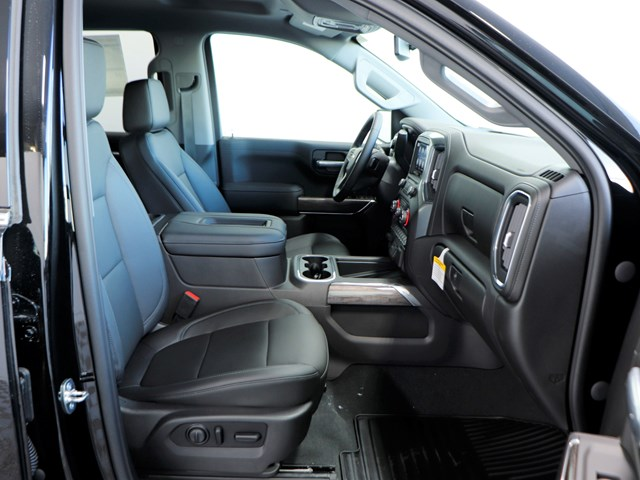 New 2021 Chevrolet Silverado 1500 Crew Cab LTZ 4WD