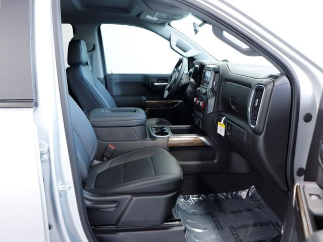 New 2021 Chevrolet Silverado 1500 Crew Cab RST
