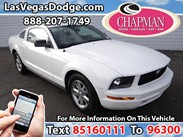 2008 Ford Mustang Deluxe Stock#:D6551A