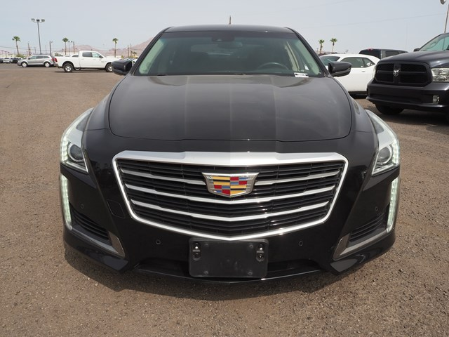2015 Cadillac CTS 3.6L TT Vsport