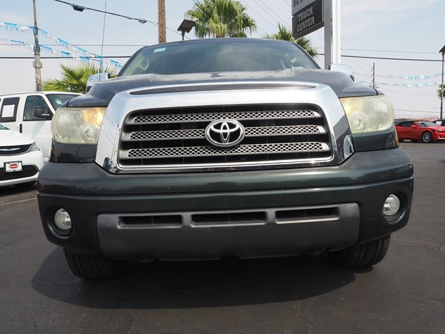 2008 Toyota Tundra Limited Crew Cab