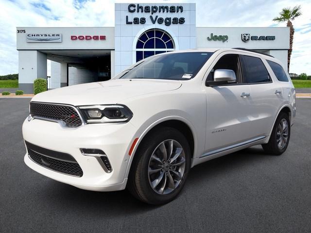 2021 Dodge Durango Citadel