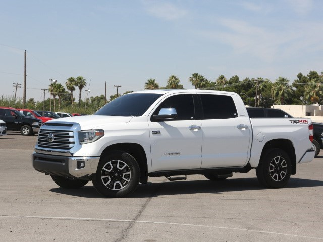 2018 Toyota Tundra Limited Crew Cab