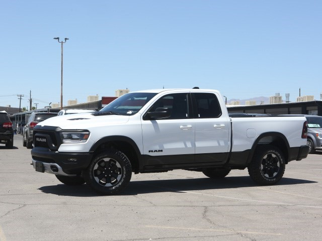 2019 Ram 1500 Rebel Extended Cab