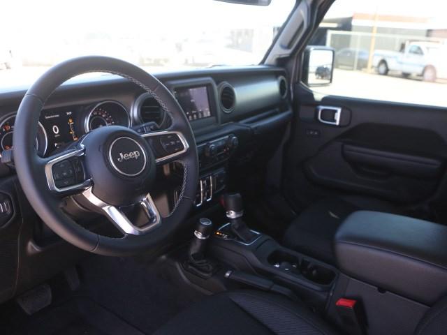 2020 Jeep Gladiator Sport S Crew Cab