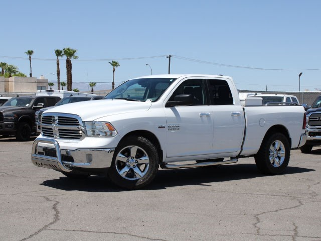 2014 Ram 1500 Big Horn Extended Cab