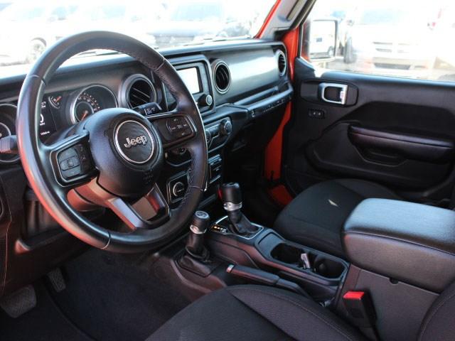 2019 Jeep Wrangler Unlimited Sport S